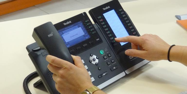 Standard téléphonique Centrex, pour une téléphonie d'entreprise sur IP