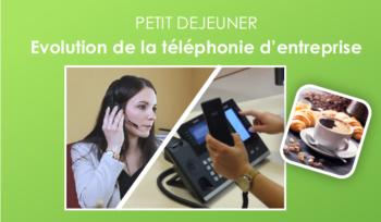 atelier d'information sur l'évolution de la téléphonie