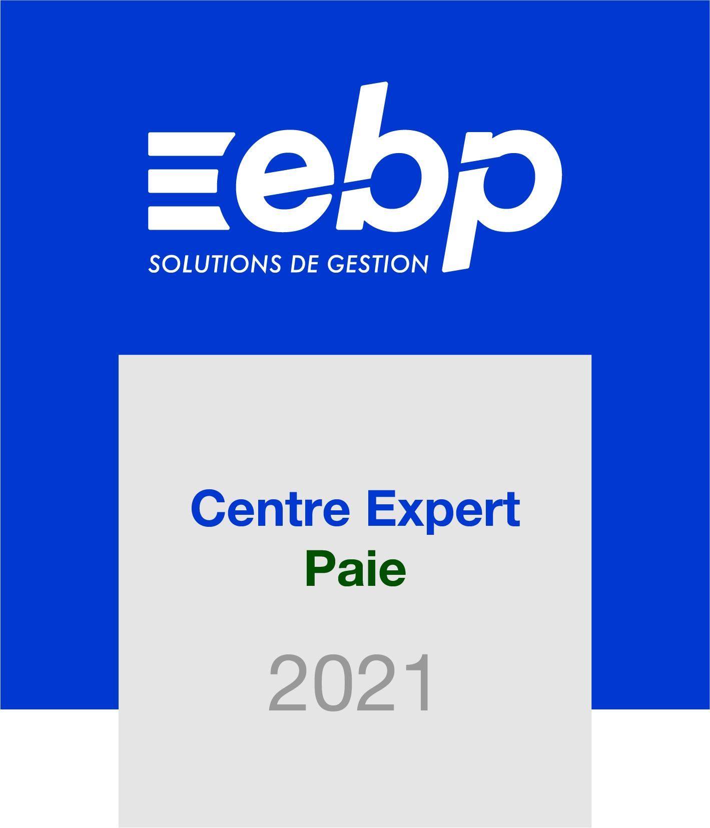 Certification expert logiciel paie EBP